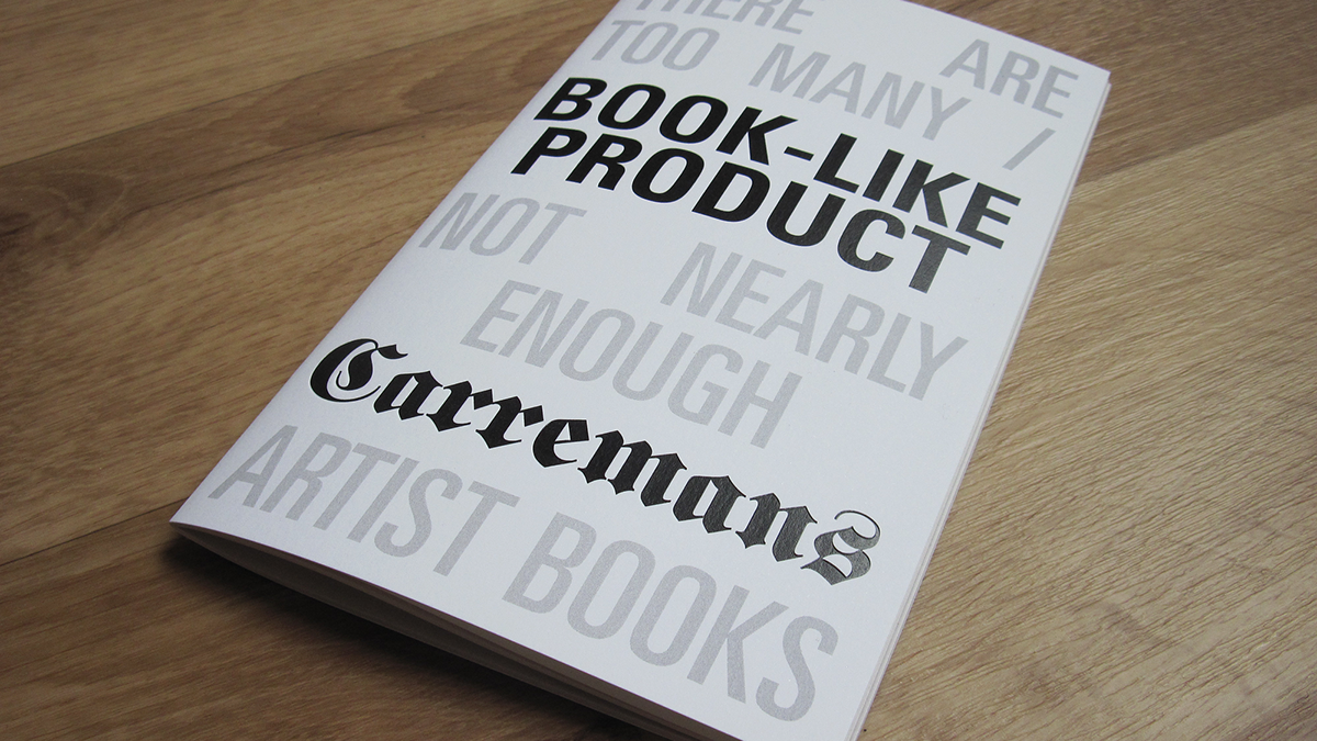 Book-like Product.
